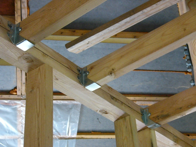 Ledger Plates Joists : August getting back to zero post at