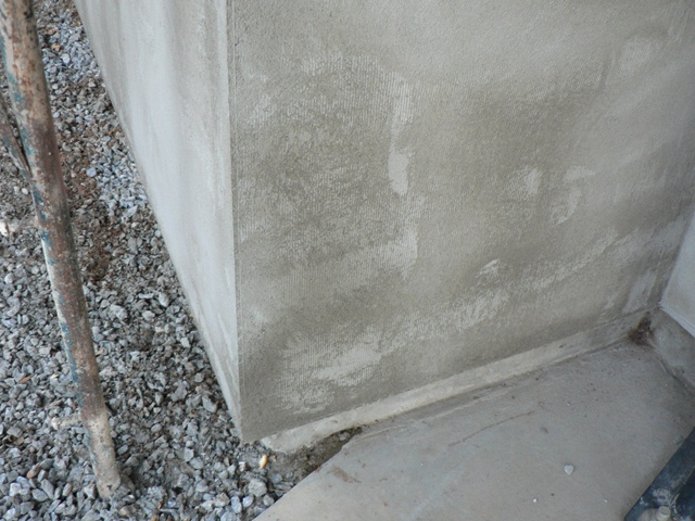 Brown Coat Stucco